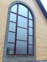 Окна металопластиковые арочные