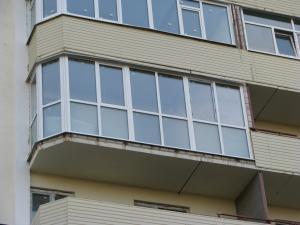 Остекление Балконов и Лоджий  в Харькове, от производителя по АКЦИОННЫМ ЦЕНАМ!