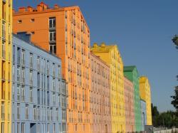 `Атлант-плюс` закончил монтаж оконных и дверных конструкций ЖК « Comfort Town»
