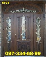 Броньовані двері Трускавець, Вхідні двері Трускавець, двері вхідні Трускавець, протипожежні двері Тр