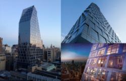 Новый гибридный фасад для элитного жилья
