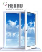Пластиковые окна REHAU Е-70