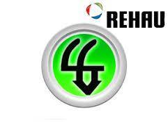 Уплотнительная резинка для пластиковых окон Rehau (чёрная)