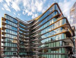 520 West – произведение алюминиевой архитектуры