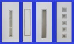 Сендвіч-панелі серія HI-TEC (заповнення дверні) для металопластикових дверей