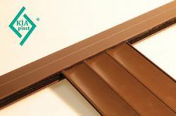 Новинка! ТМ KIAplast предлагает уплотнитель для роллетных систем