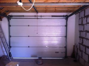 Ворота гаражные, ворота автоматические, ворота механические