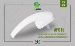 Нові віконні та дверні ручки AKPEN