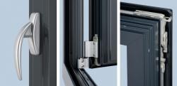 Новая фурнитура для алюминиевых систем