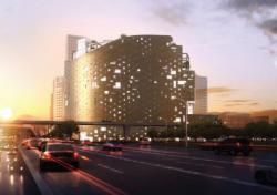 Особое остекление для нового архитектурного символа города