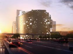 Уникальный пример экологической архитектуры