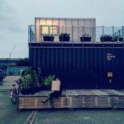 Создание студенческого городка из контейнеров