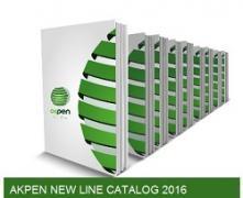 Akpen представляет новый каталог