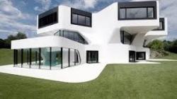 Новый дом, напечатанный на 3D-принтере