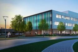 Новое энергоэффективное здание в Ватерлоо