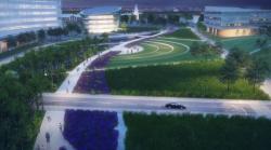 Новая реконструкция штаб квартиры Ford