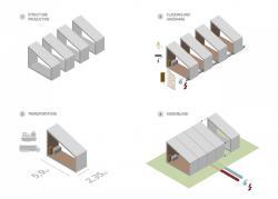 Новая модульная система строения