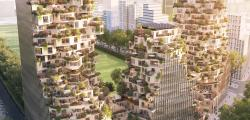 В Амстердаме появится первая вертикальная деревня