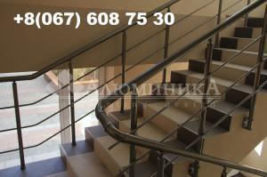 Алюминиевые перила, ограждения, лестницы