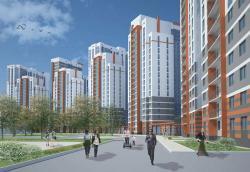 Партнер концерна «Декёнинк» –  компания «Ростра» объявила об окончании работ по остеклению жилого комплекса Viva («Вива»)