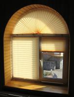 Жалюзи на окна (горизонтальные, вертикальные, плиссе, тканевые роллеты)