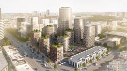 Новый проект жилого комплекса от LEVS architecten
