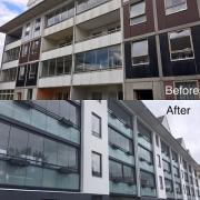 Преображение фасадов и единый стиль от Lumon