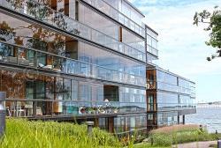 Новая панорамная система балконных ограждений