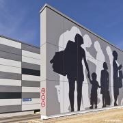 Новинка: фасадные панели с нанесением любого изображения