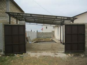 Изготавливаем металлические сварные ворота