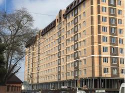 Новые жилые комплексы в республике Дагестан остеклили окнами компании Deckeuninck