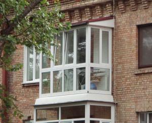 Окна и двери металлопластиковые в Харькове