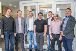 Партнер концерна Deceuninck («Декёнинк») компания «Виа-Кристалл» открыла новый офис продаж в Республике Беларусь