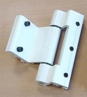 Замена петель С94, замена петель на алюминиевых дверях S 94, замена навесов в алюминиевых дверях, за