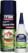 Quick FIX MDF kit - новий двокомпонентний ціанакрилатний клей від TYTAN Professional