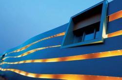 Новые облицовочные фасадные панели