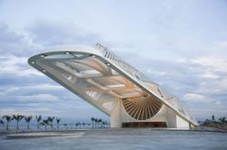 Инновационный дизайн парящего фасада