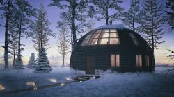 Проектирование купольного дома
