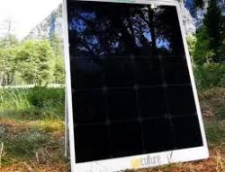 Выпуск бытовых солнечных панелей