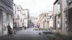 UN17 Village - экоустойчивый жилой комплекс из 400 новых зданий