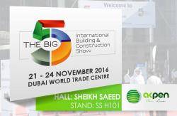 Завод Akpen представит свою продукцию в Дубай, ОАЭ