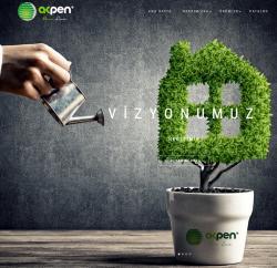 Корпоративний сайт Akpen: новий дизайн та нова адреса