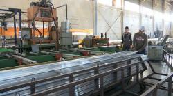 В Сирии возобновил работу завод по производству алюминиевых конструкций