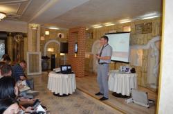 Второй совместный семинар компаний aluplast и Vikra в Одессе