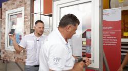 Хроніки краш-тесту вікна IDEAL 8000 в Одесі