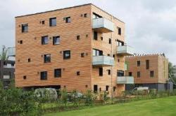 Строительство энергоэффективных зданий из древесины