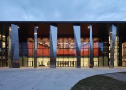 Обновление фасадов для дворца музыки и конгрессов