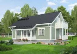 Строительство завода по производству комплектов для сборки домов