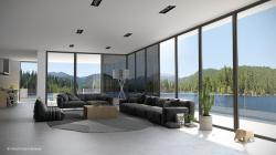 Электрохромное стекло Halio для комфорта в помещении