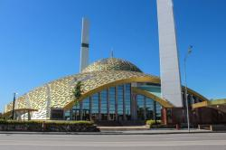 Прогрессивная архитектура в реконструкции мечети
